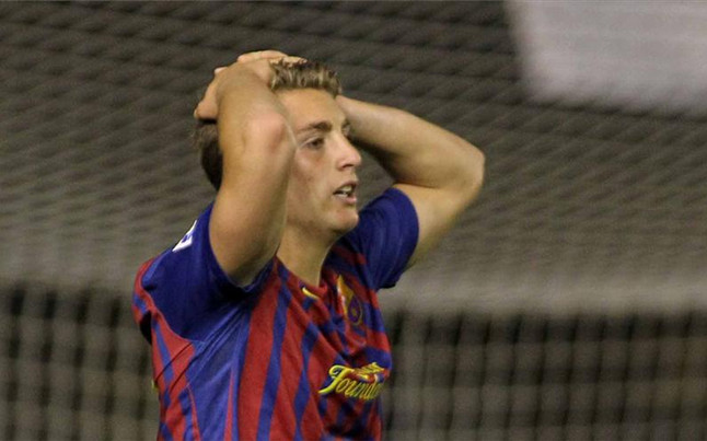 FCBarcelona B 1-1 UD Las Palmas 1342958275904