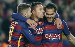 Los laterales del Barça están más finos que nunca