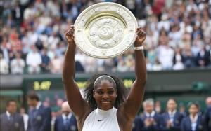 Serena Williams es la mujer que más Grand Slams ha ganado después de cumplir los 30