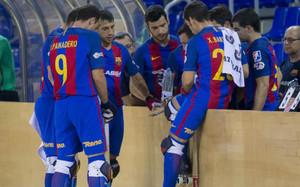 El Barça Lassa no conoce la derrota en la OK Liga