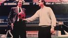 César Luis Menotti y Johan Cruyff, una vida siempre relacionada alrededor de un balón y el mundo del fútbol