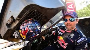 Loeb, ambicioso en el Rallycross
