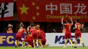 China aspira a convertirse en una potencia mundial de fútbol