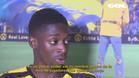 Dembelé habló para Gol