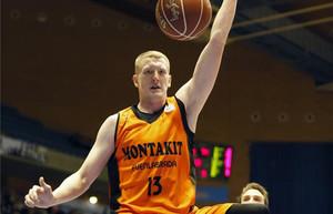 Rolands Smits es uno de los jugadores con más proyección del baloncesto europeo