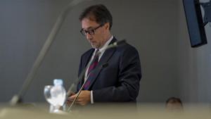Agustí Benedito se plantea abandonar la moción de censura