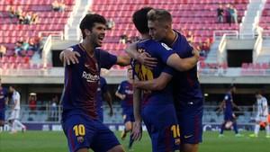 El Barça B se medirá al Nàstic el 1 de noviembre