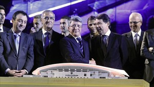 Atletico will soon have a new stadium