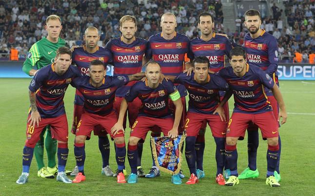 Secuestran a crack del Barcelona