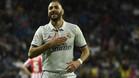 Benzema no está entre los nominados al Balón de Oro