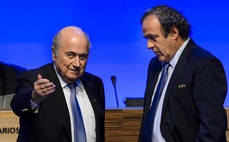 Blatter y Platini comparecer�n ante el Tribunal de Apelaci�n