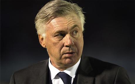 Carlo Ancelotti destaca el partido del Celta