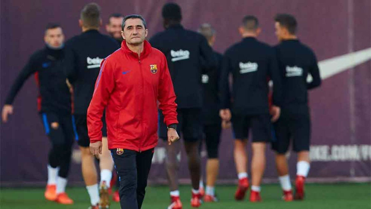 Declaraciones de Valverde sobre el partido ante el Leganés