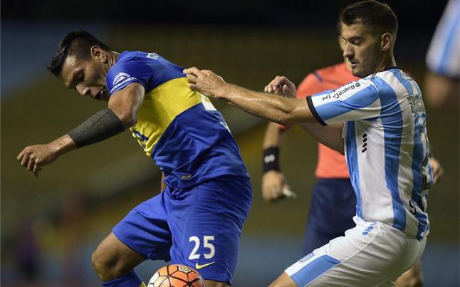 Boca empata sin goles en el debut de Barros Schelotto