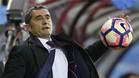 Ernesto Valverde ya trabaja para el Barça