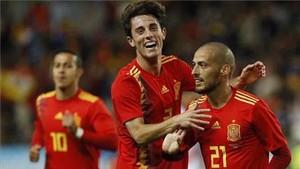 España se enfrenta a Rusia en un amistoso