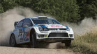 Latvala domina en el Rally Finlandia