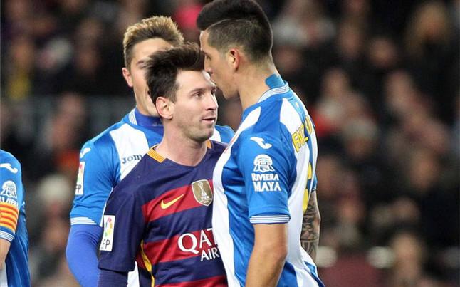 Todos los c�nticos del Espanyol-FC Barcelona que denuncia La Liga
