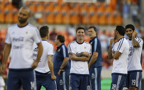 Messi fue suplente ante Bolivia y solo entr� en la recta final del partido
