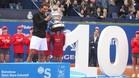 Rafa Nadal ganó su décimo título en el Barcelona Open Banc Sabadell