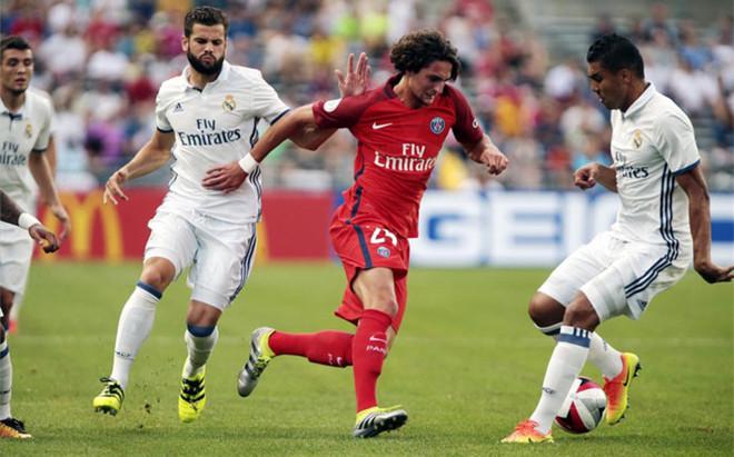 El Real Madrid empieza con derrota