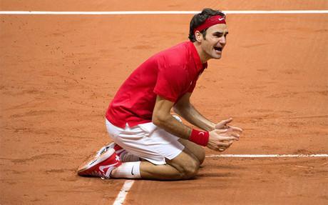 """Roger Federer: """"Es un momento histórico"""""""