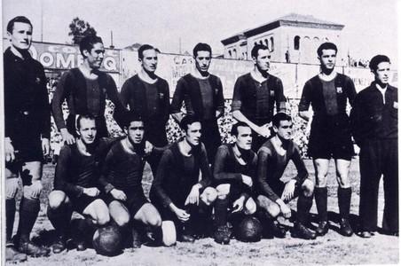 El Barça ganó la final de 1942