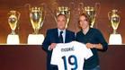 Florentino P�rez acab� cediendo a los deseos de Mourinho