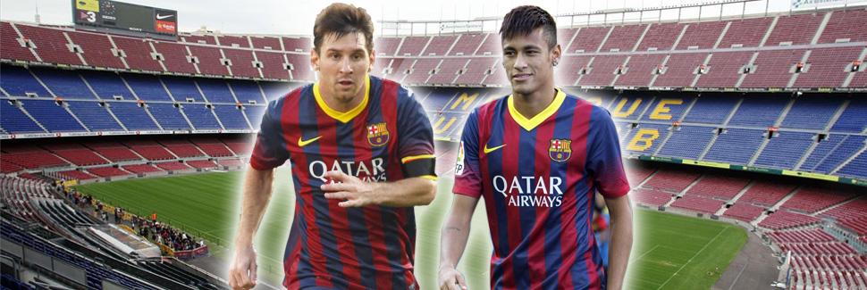 Arranca la Liga de Messi y Neymar
