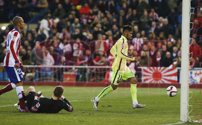 صور : مباراة أتليتيكو مدريد - برشلونة 2-3 ( 28-01-2015 )  1422483183214