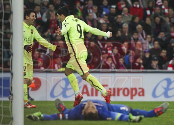 صور : مباراة أتليتيكو بلباو - برشلونة  2-5 ( 08-02-2015 ) 1423435225114