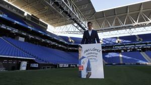 Javi López ratificó su absoluto compromiso con el Espanyol