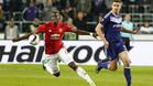 Al Manchester United se le escapó la vivtoria ante el Anderlecht