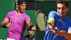 Rafa Nadal - Albert Ramos, final en Montecarlo