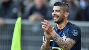 Banega ha sido incluído por el Inter en un pack junto a Jovetic