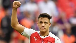 Alexis es el gran objetivo de Guardiola para la delantera del City