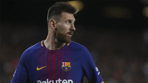 Leo Messi, delantero del FC barcelona, es candidato al The Best FIFA Player 2017