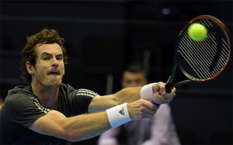 Murray ya está en semifinales tras imponerse a un agresivo Anderson