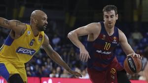 Barça y Maccabi afrontan un duelo de viejos conocidos