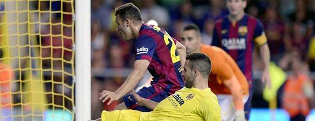 El Bar�a progresa, Sandro decide