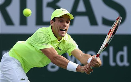 Bautista Agut comienzan con buen pie en Indian Wells