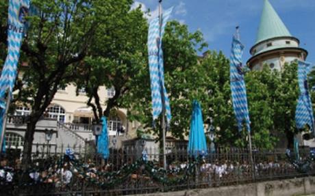 El Löwenbräukeller reunirá a la afición azulgrana