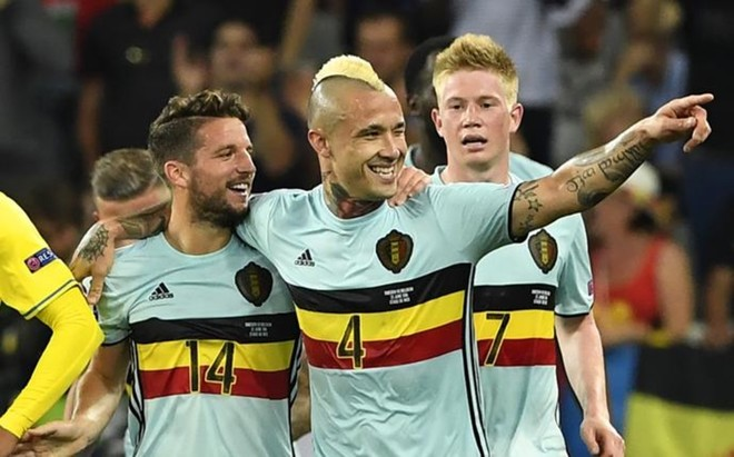 Nainngolan fuma, lo confirm� el seleccionador belga