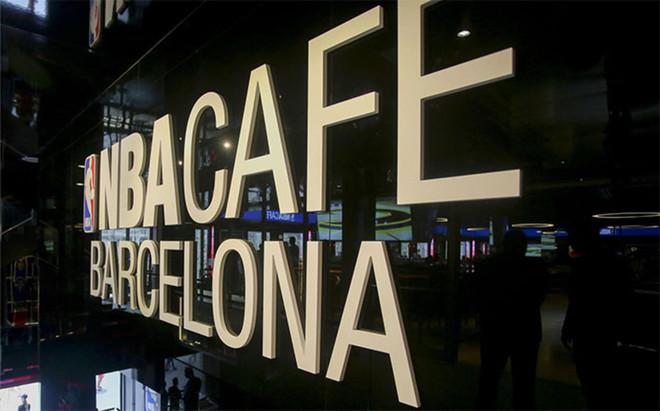 El NBA Caf� ya es una realidad en Barcelona