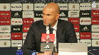 "Zidane: ""No quiero que me comparen con Guardiola"""