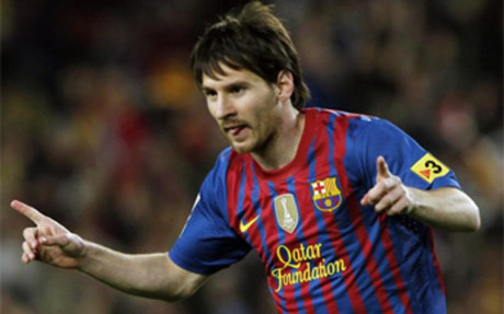 Messi sigue pulverizando registros
