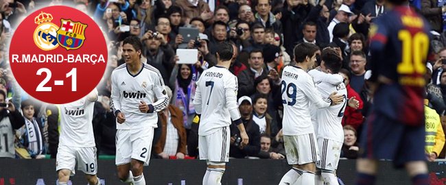 El Barça se hunde solo... y Pérez Lasa lo remata