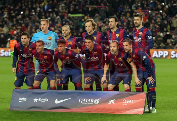 صور : مباراة برشلونة - أتليتيكو مدريد 1-0 ( 20-01-2015 )  1421883703524