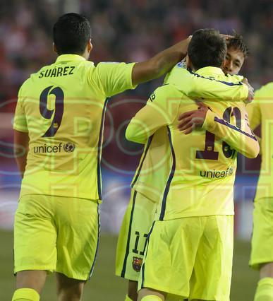 صور : مباراة أتليتيكو مدريد - برشلونة 2-3 ( 28-01-2015 )  1422483236524