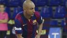 Ari Santos no continuará en el Barça